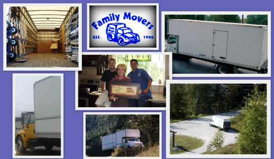 picturers of Family Movers